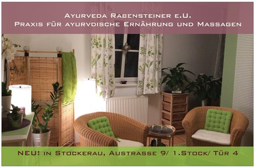 NEU! Ayurveda in Stockerau
